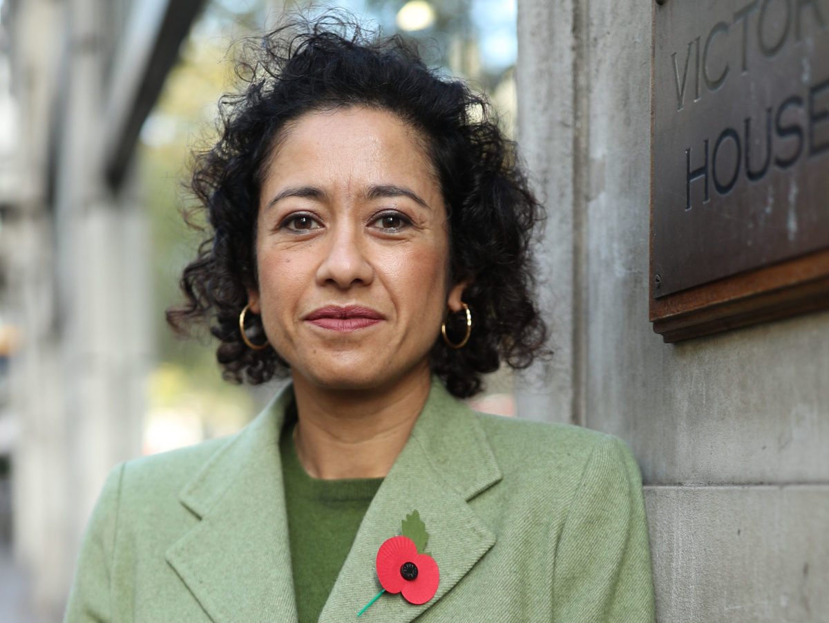 Samira Ahmed wins broadcasting award months after BBC equal pay victory