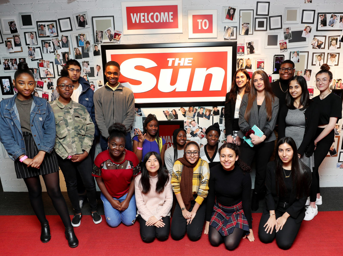 Sun launches trainee scheme open to aspiring journalists without qualifications