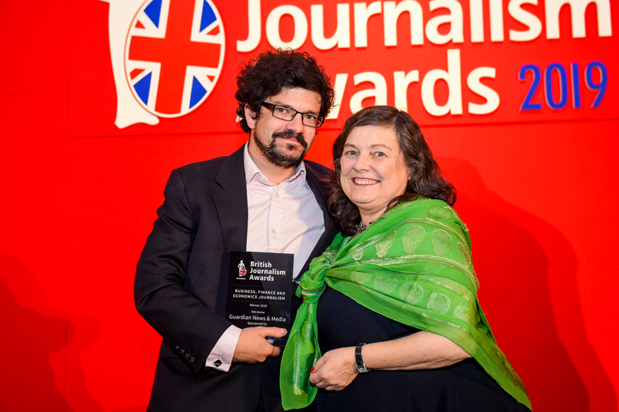 Guardian journalist barred from gambling industry event given pass after Press Gazette investigates