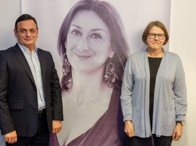 European Parliament to launch investigative journalism prize named after Daphne Caruana Galizia