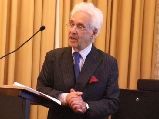 Outgoing IPSO chairman Sir Alan Moses says group discrimination 'greatest issue' regulator has grappled with