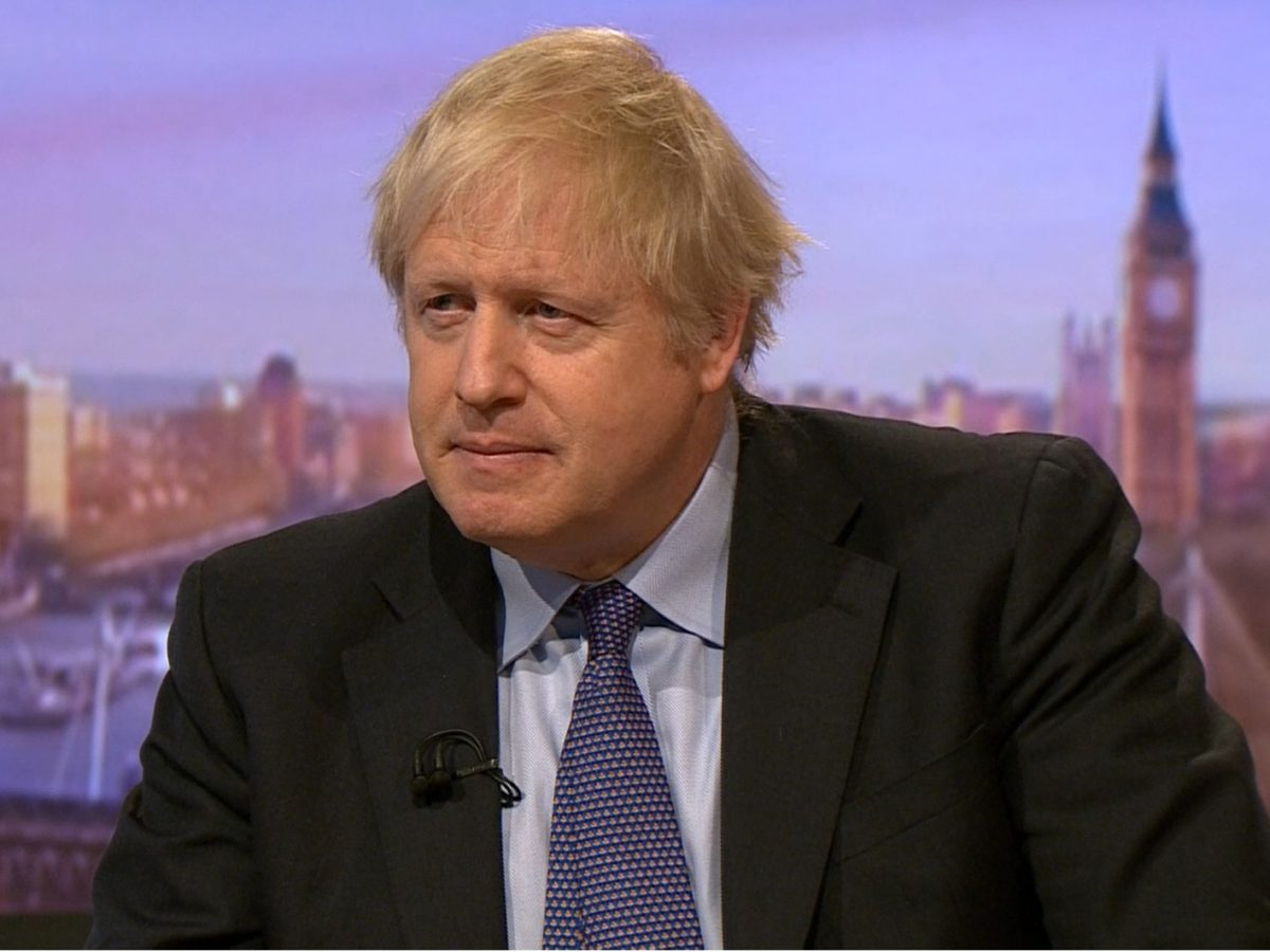 BBC's Andrew Neil interview with Boris Johnson still not confirmed with ten days until election