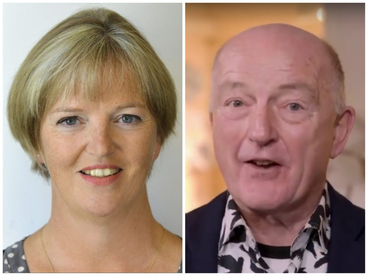 BBC News managing editor Sarah Ward-Lilley and broadcaster Oz Clarke honoured for services to journalism