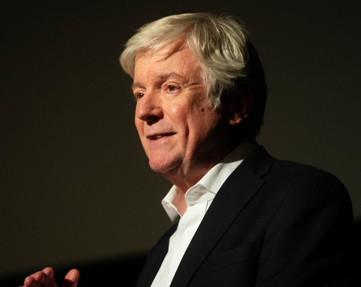 BBC needs to be less of an 'Auntie' to the nation, says outgoing boss Lord Hall
