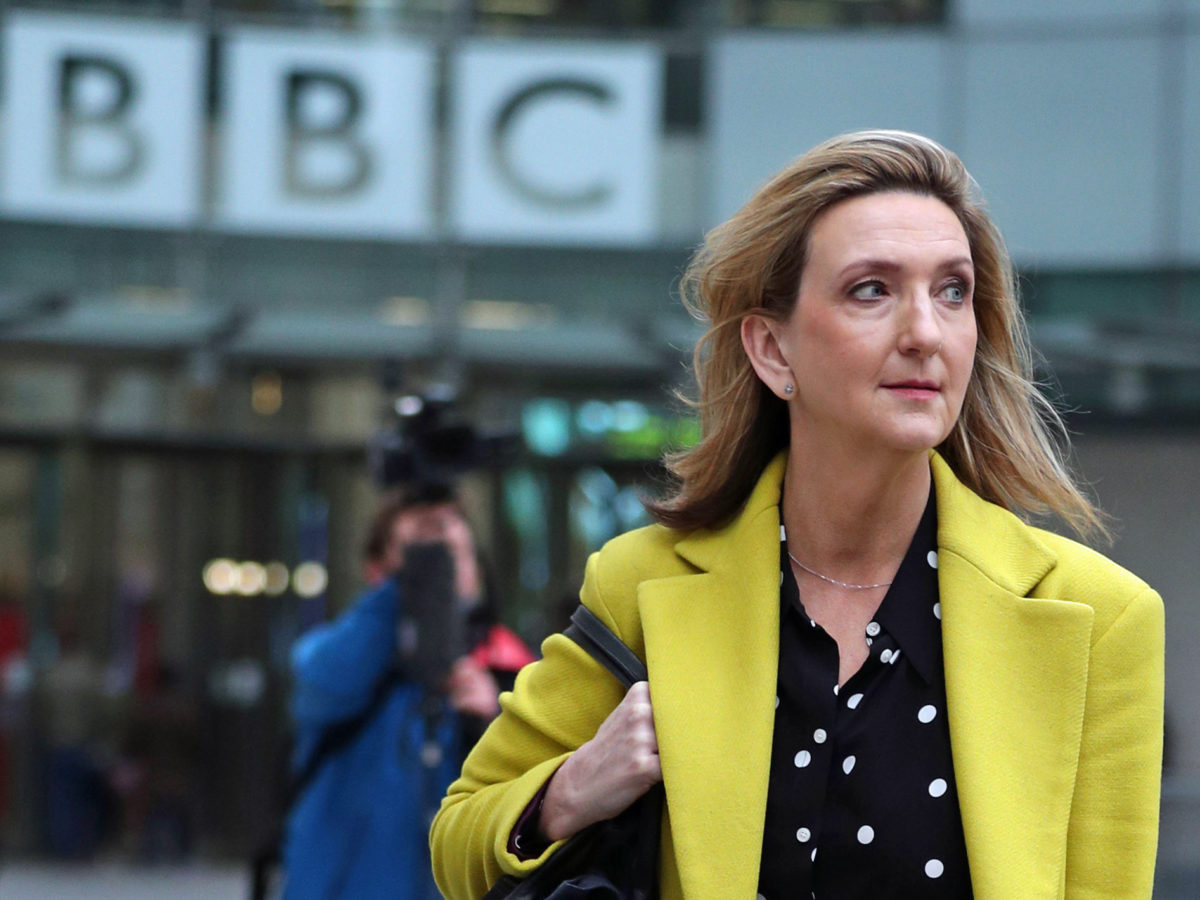 BBC director-general says he hopes Victoria Derbyshire Show's journalism 'will find home' on news channel