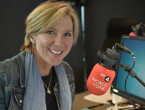 Presenter Sarah Montague accepted apology and six-figure payout from BBC over 'unequal' pay