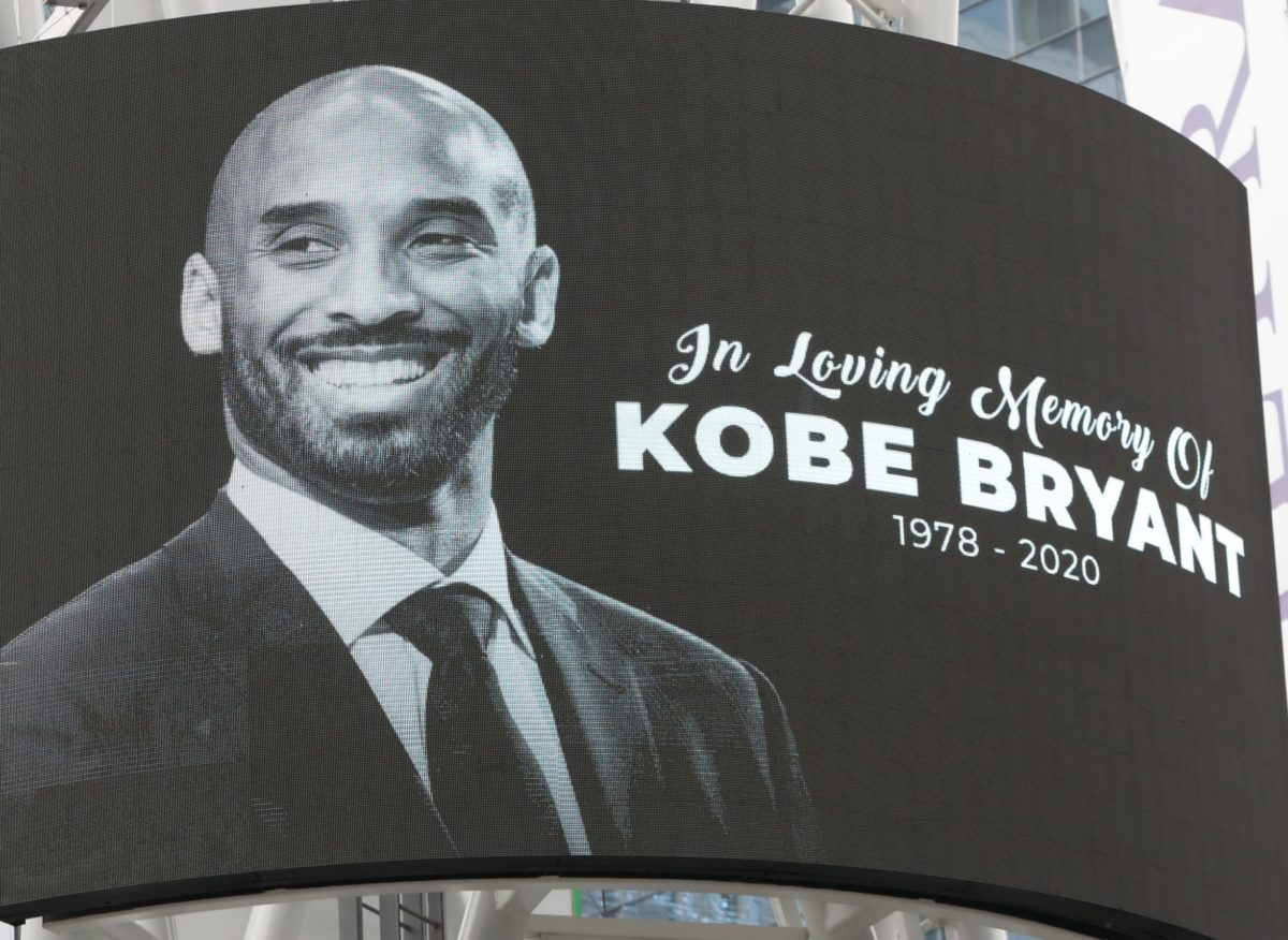 BBC sorry for 'human error' in report on basketball legend Kobe Bryant's death that showed wrong player