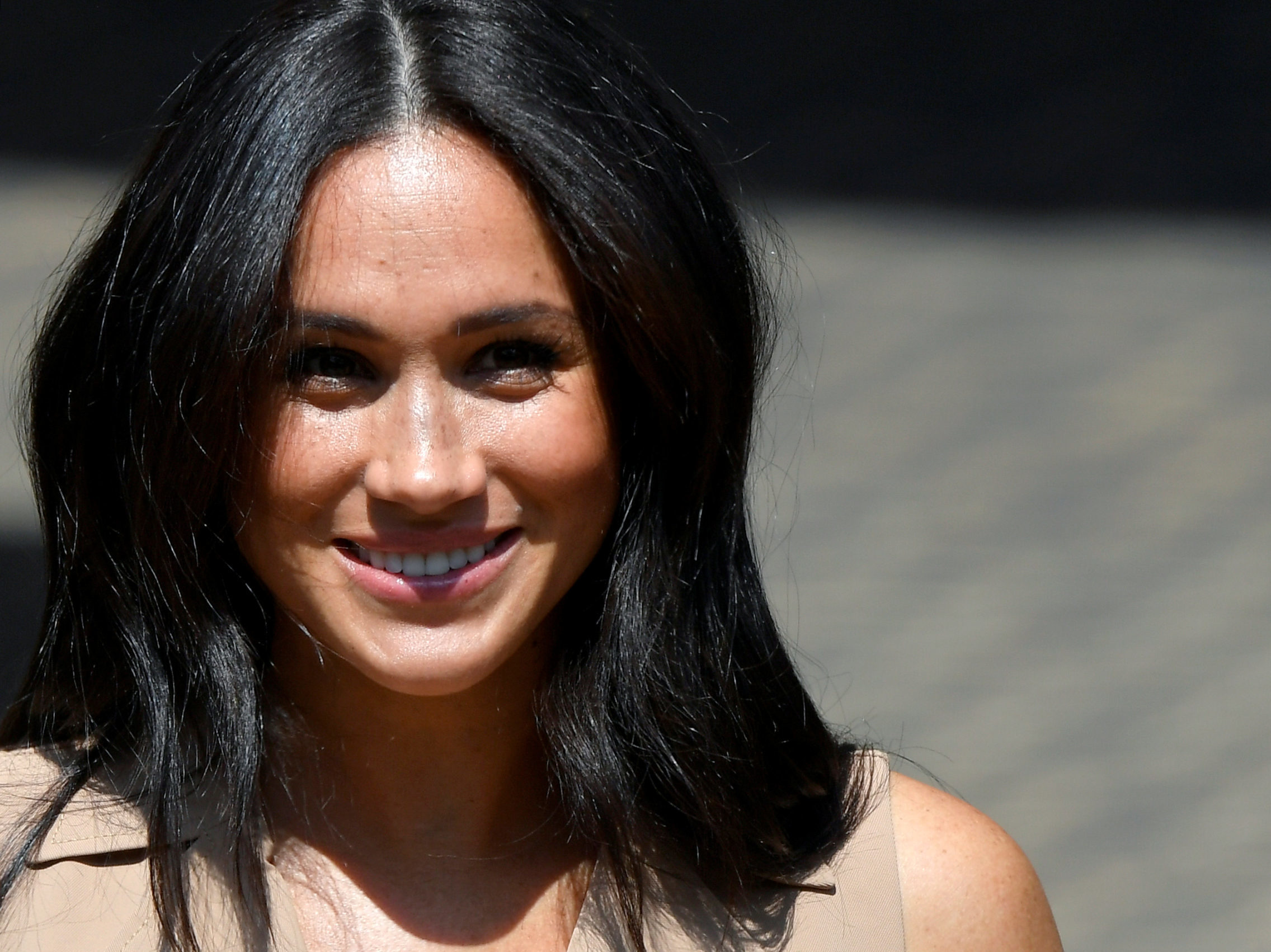 Meghan Markle's Been Using a Genius Makeup Trick That ...   Meghan Markle