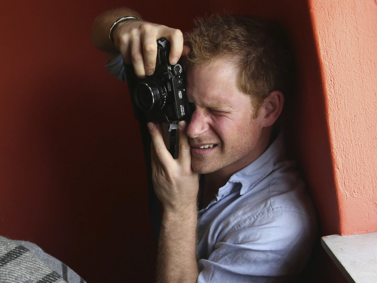 Prince Harry loses IPSO complaint against Mail on Sunday over criticism of his Instagram wildlife photography