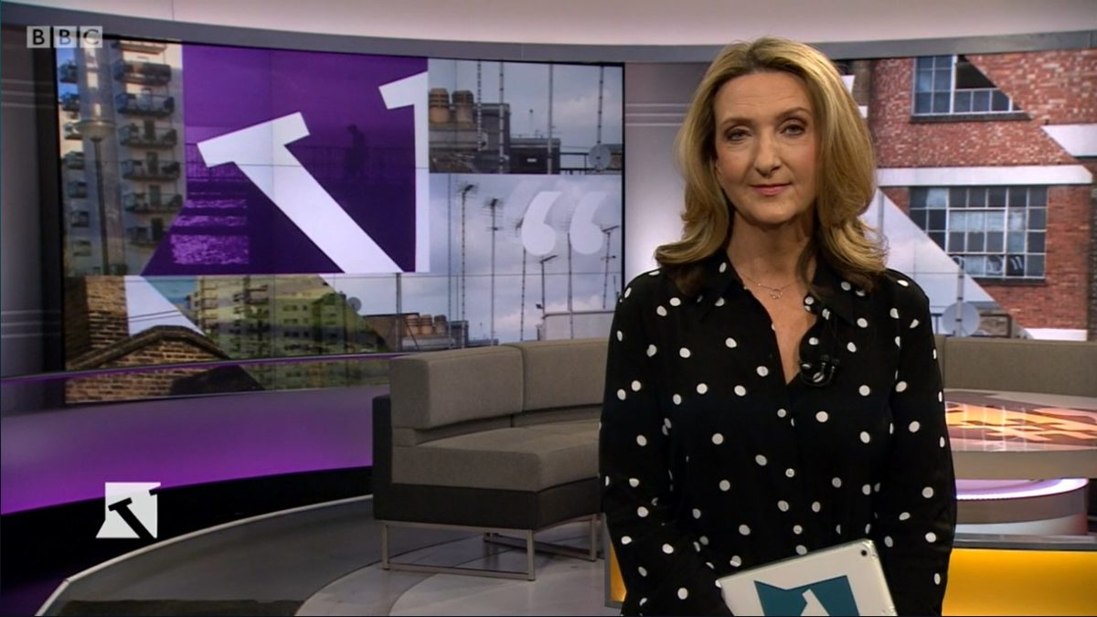 Victoria Derbyshire speaks out over BBC decision to take show off air
