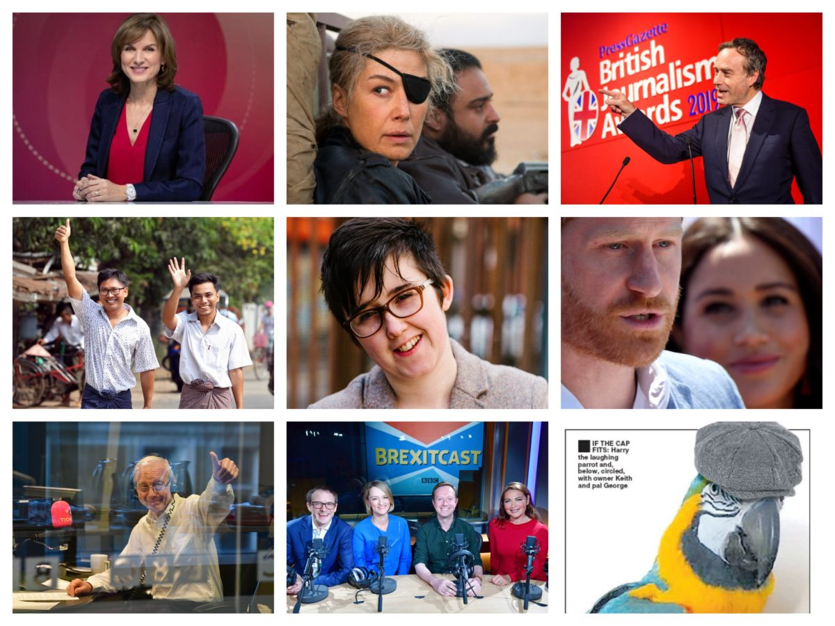 The biggest UK media stories of 2019: From Brexitcast on TV to Lionel Barber's last days at FT