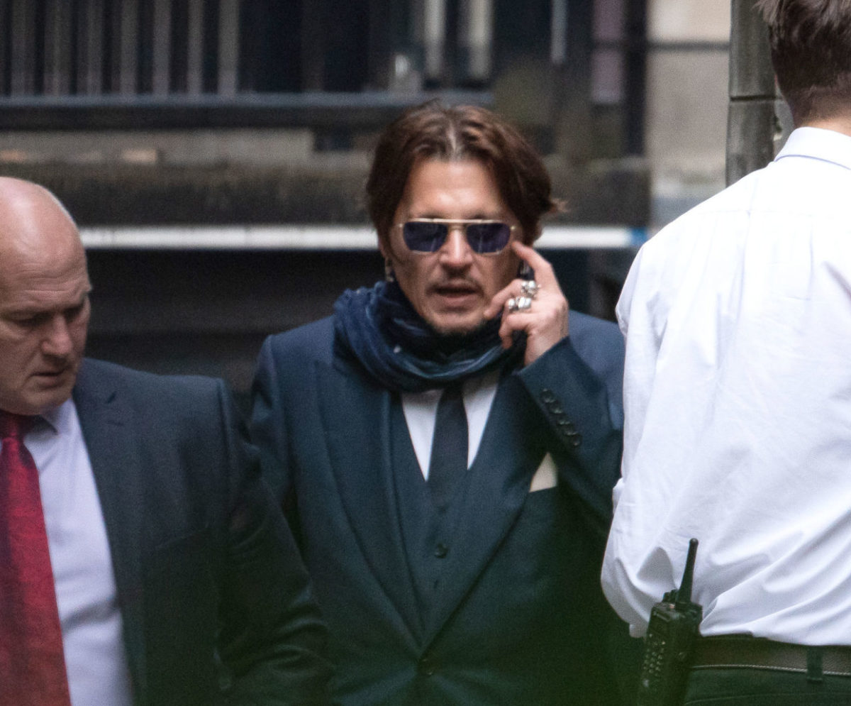 Sun asks High Court to throw out Johnny Depp libel claim over star's failure to disclose drug text messages