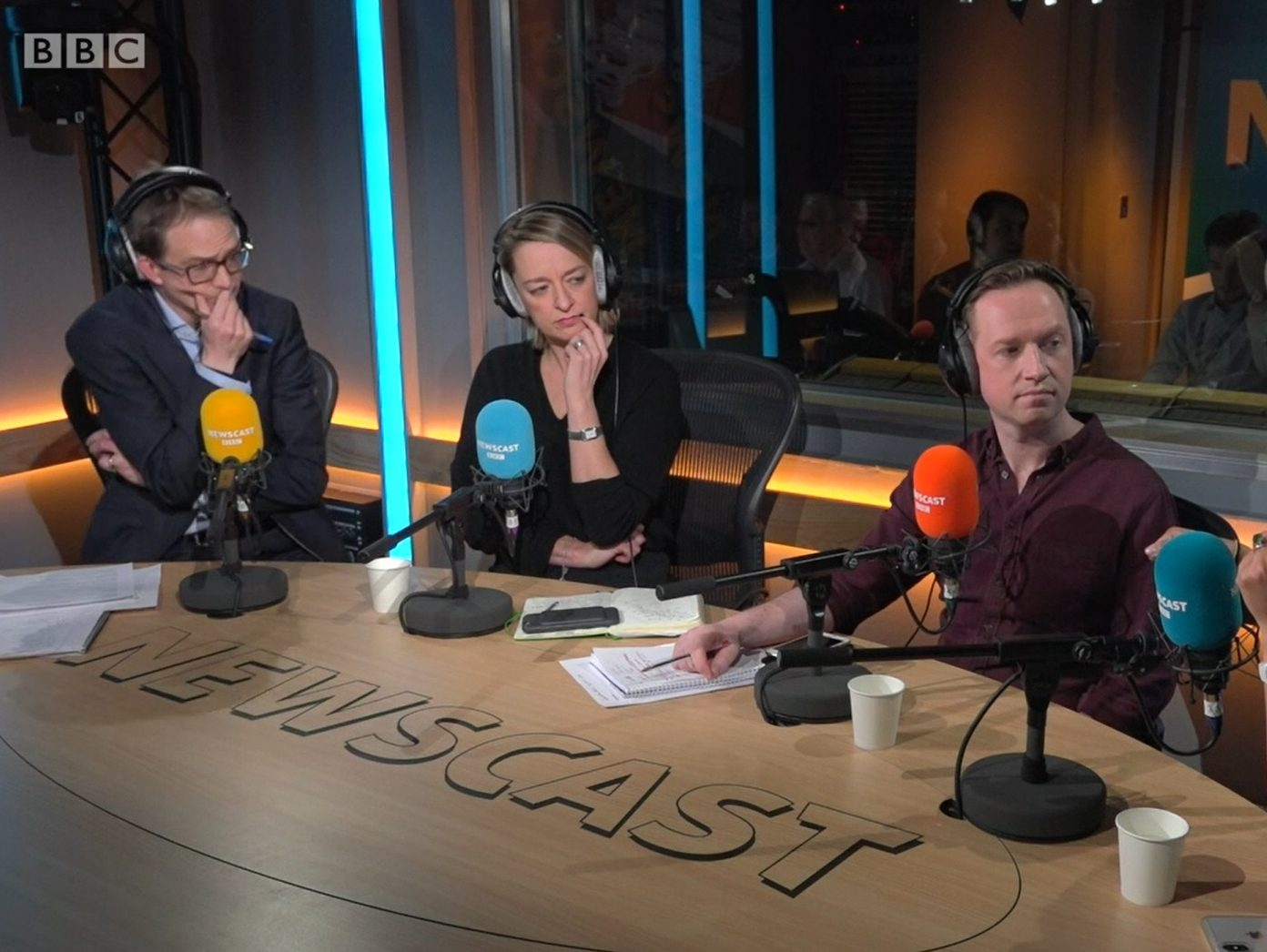 BBC to turn Newscast into daily podcast after success of Brexitcast