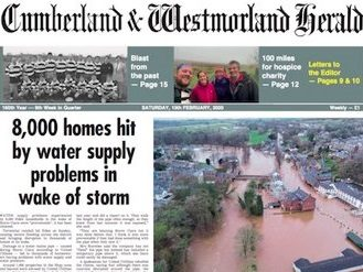 Newsquest suspends launch of rival to Cumberland and Westmorland Herald as 160-year-old title finds buyer