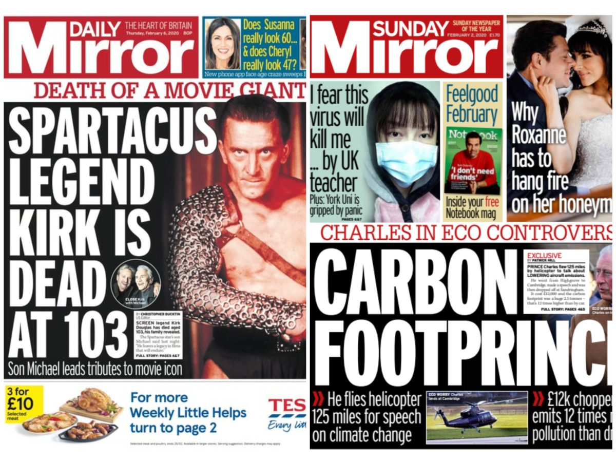 Sunday Mirror and People to fall under Daily Mirror editor Alison Phillips with jobs at risk