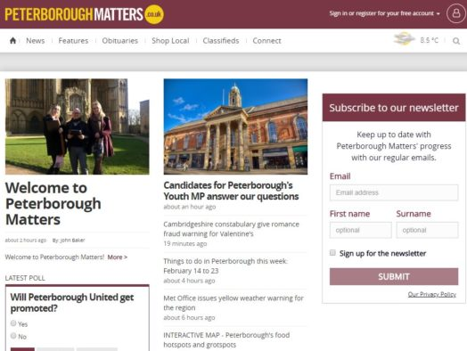 Archant launches website in Google-backed project to find sustainable local news model
