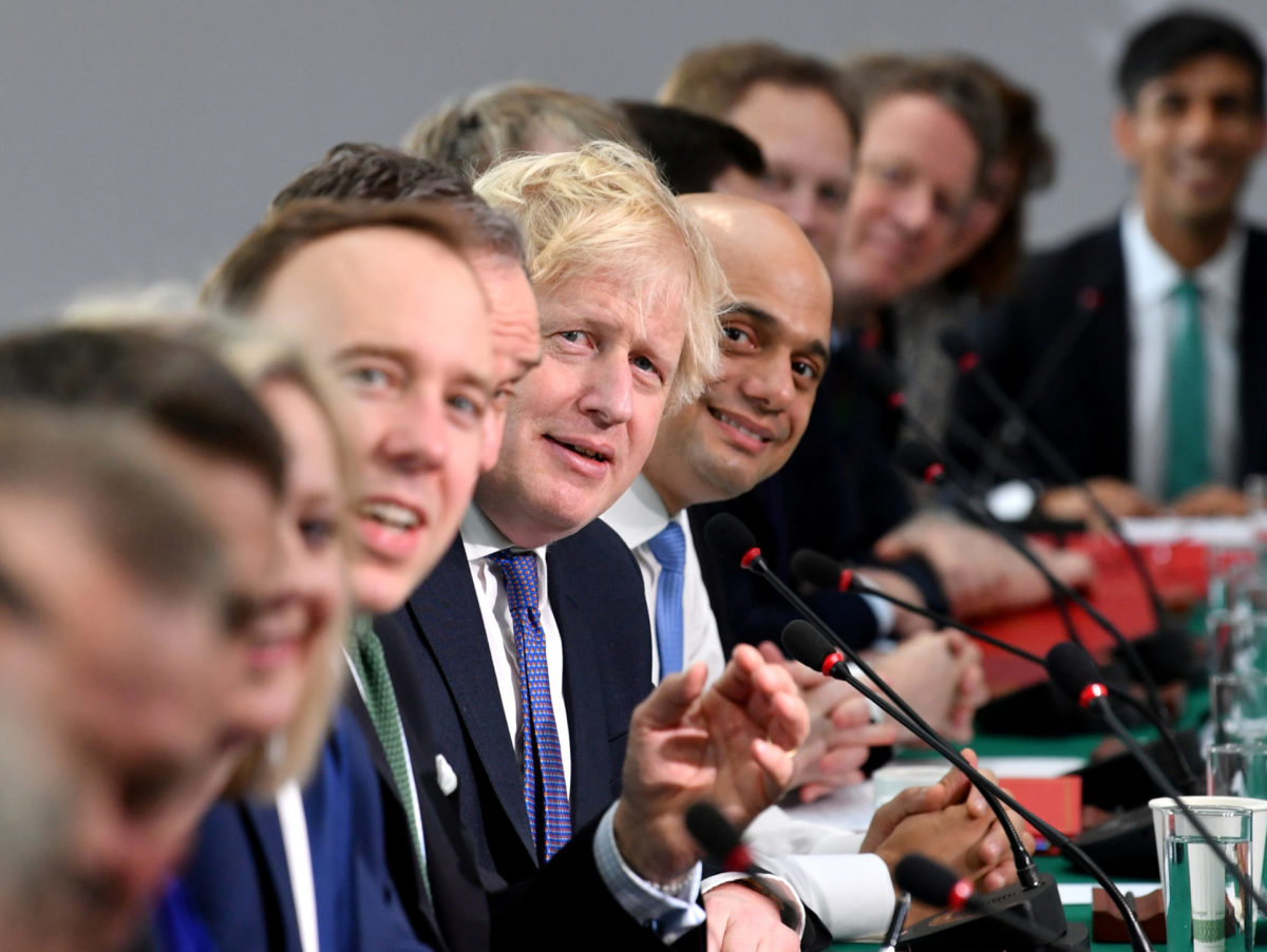 News diary 10-16 February: Boris Johnson makes first major Cabinet reshuffle