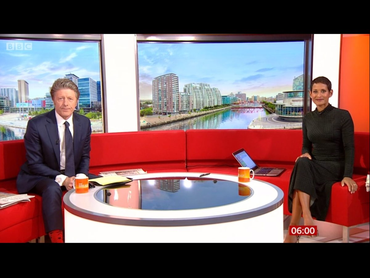 BBC to stop showing regional news bulletins during Breakfast