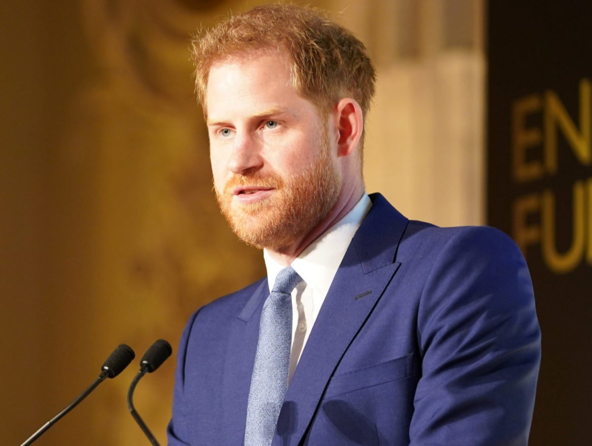 Prince Harry accepts substantial damages from Mail publisher over claim he snubbed Marines