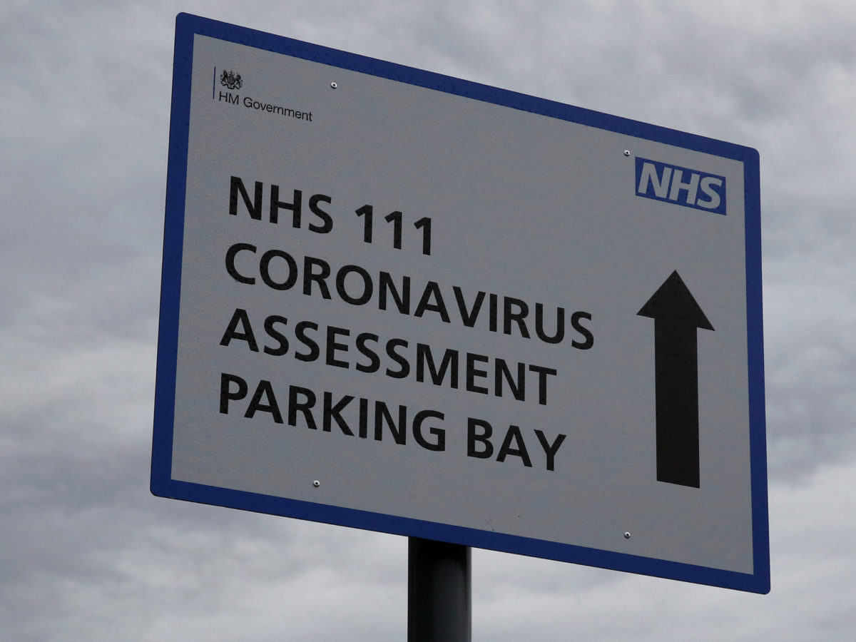 NHS enlists help of social media platforms to tackle coronavirus 'fake news'