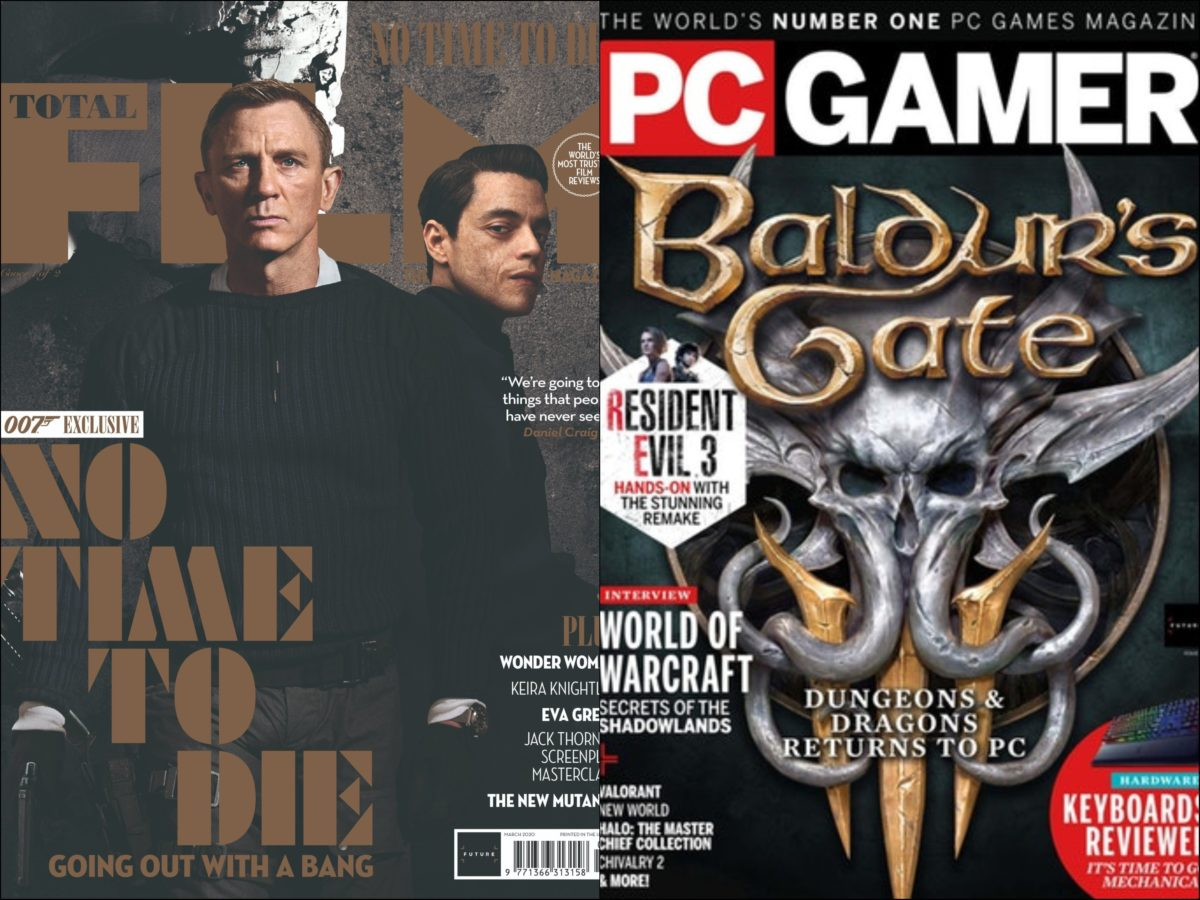 Mag publisher Future temporarily cuts back freelance budgets during pandemic