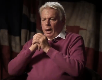 Ofcom sanctions London Live over 'potentially harmful' David Icke interview on coronavirus