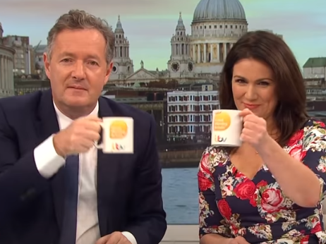 Ofcom warns ITV over 'combative' presenting dynamic after Piers Morgan complaints