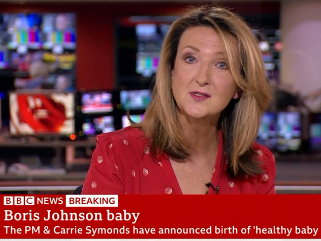 More Bbc News Teams Reach Equal On Air Gender Representation Despite Covid 19 Crisis