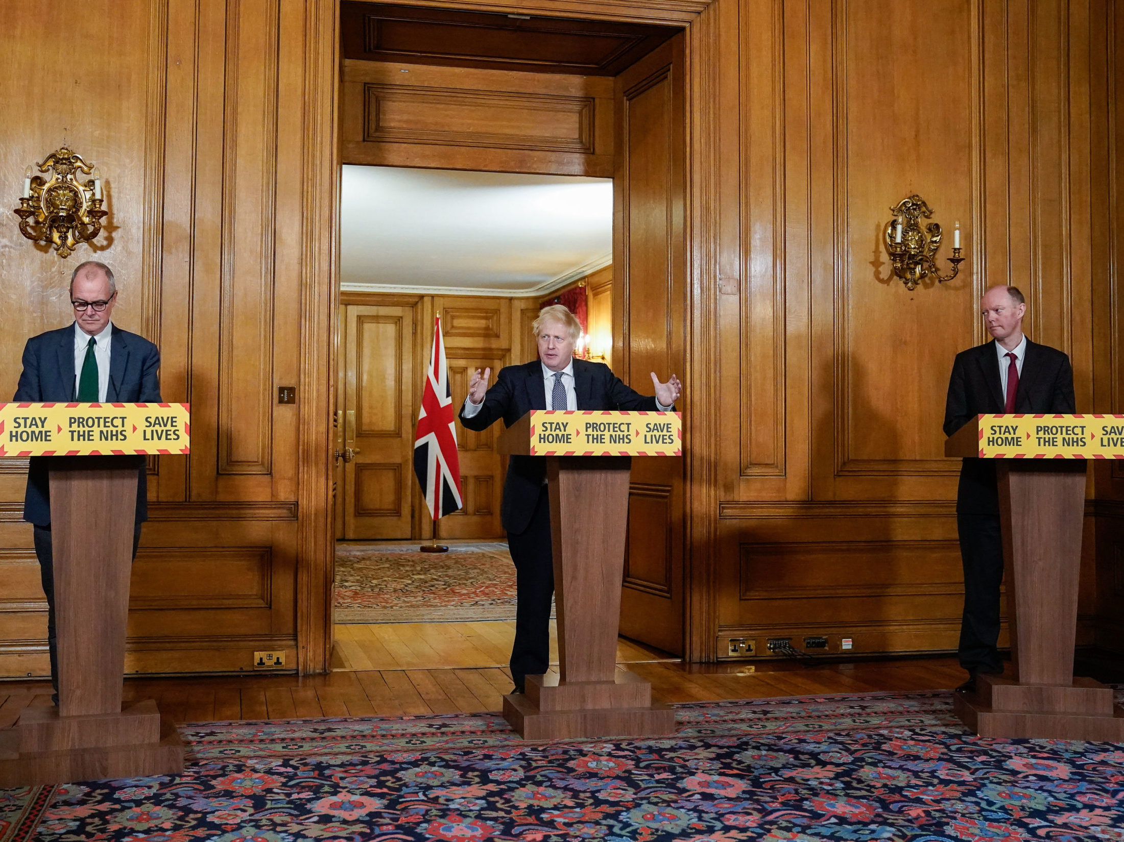 Televised press conference to permanently replace afternoon Downing Street press briefing