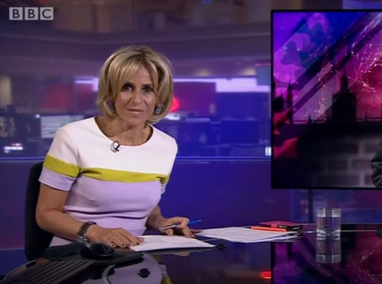 Emily Maitlis: It was my decision not to appear on Newsnight after Dominic Cummings row