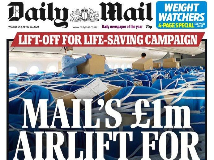 What the Daily Mail can teach news businesses about how to survive a pandemic