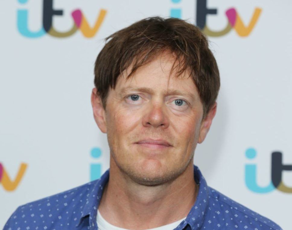 Love actually actor Kris Marshall