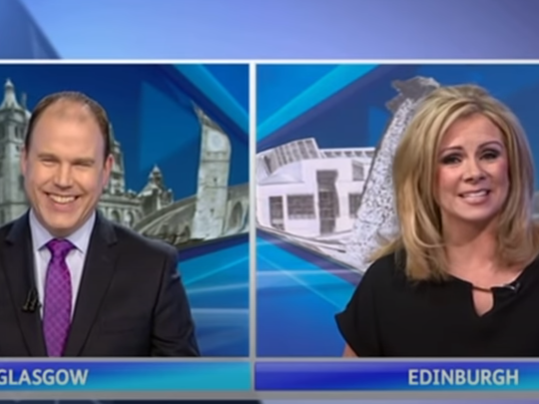 STV News puts anchors on furlough as broadcaster alters coverage for pandemic