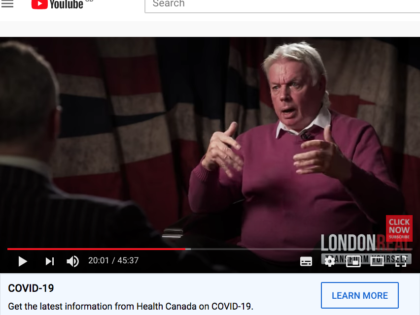 YouTube broadcasts Covid-19 conspiracies to millions: Press Gazette probe prompts removal of videos after weeks online