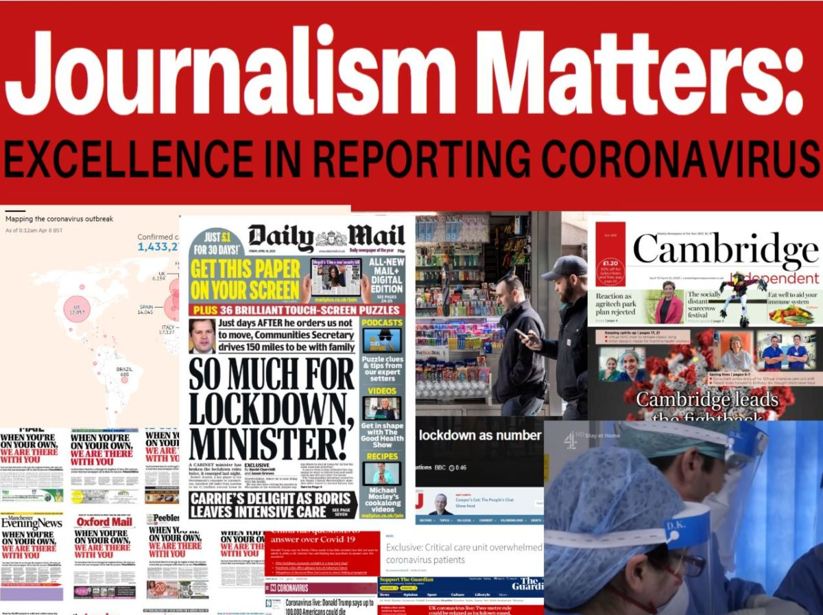 How the worst of times brought out the best in journalism: All the highlighted work in our Coronavirus Journalism Excellence Survey