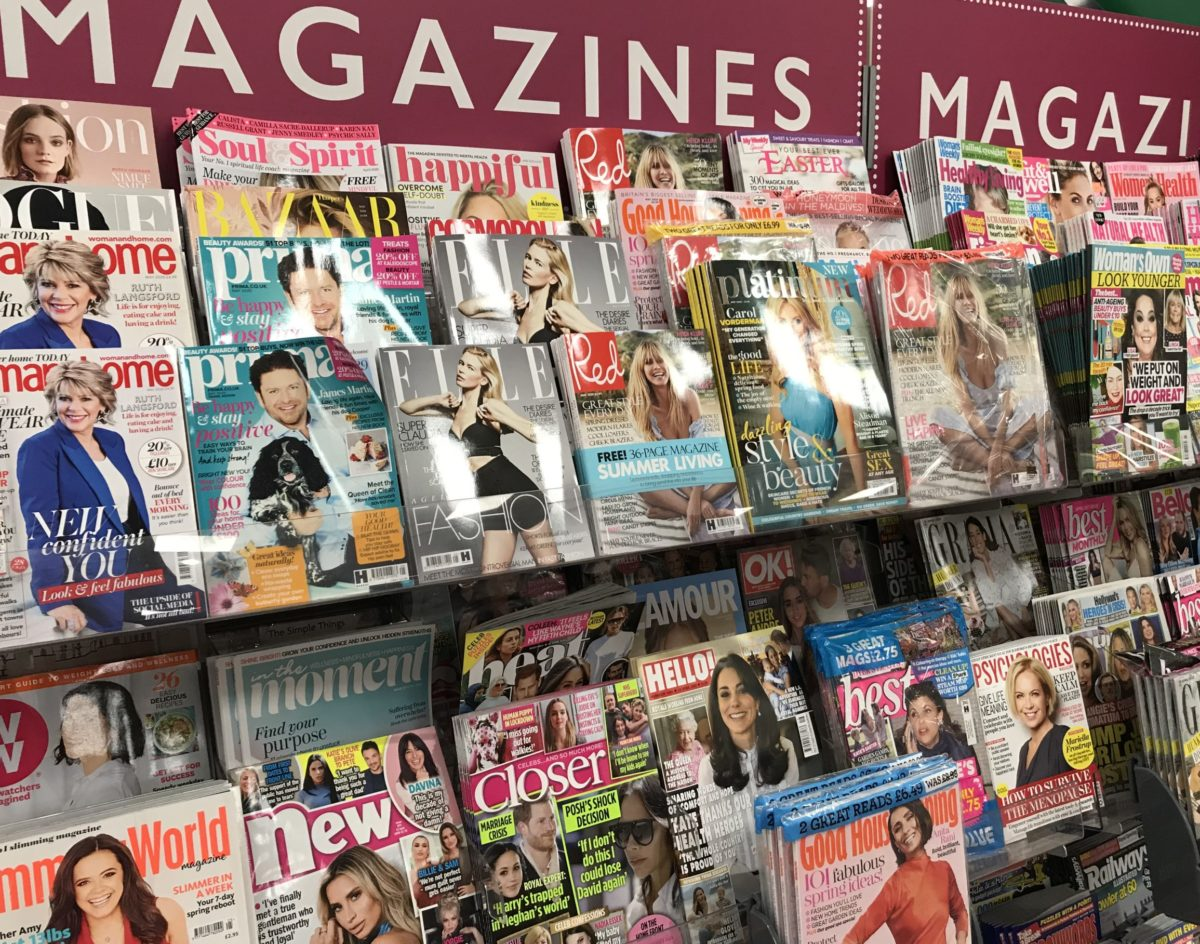 UK magazine circulations for 2020: Full breakdown shows average 6% year-on-year drop
