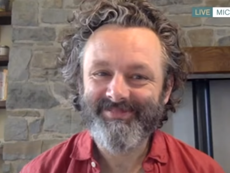 'If knowledge is power, we're incredibly powerless here': Actor Michael Sheen on living in a news gap
