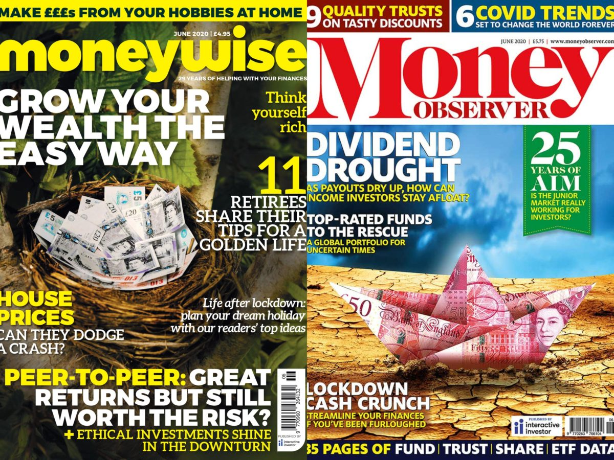 Money Observer and Moneywise magazines to close in owner restructure