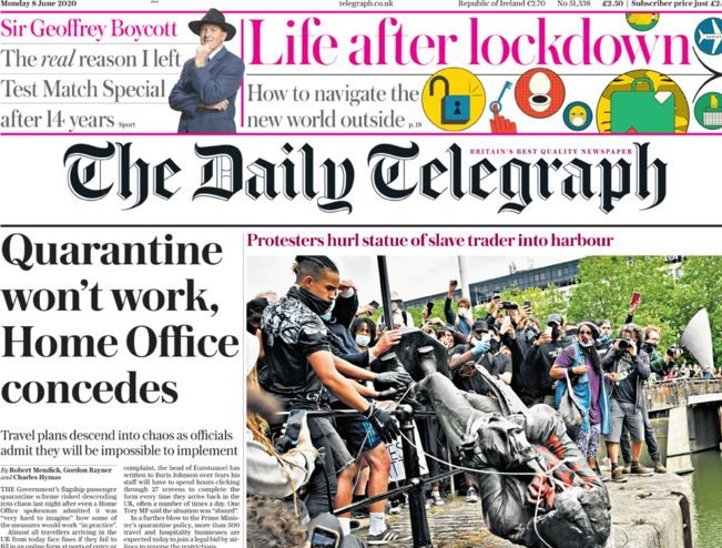 Telegraph follows Spectator to pay back furlough money after subscriptions reach 500,000
