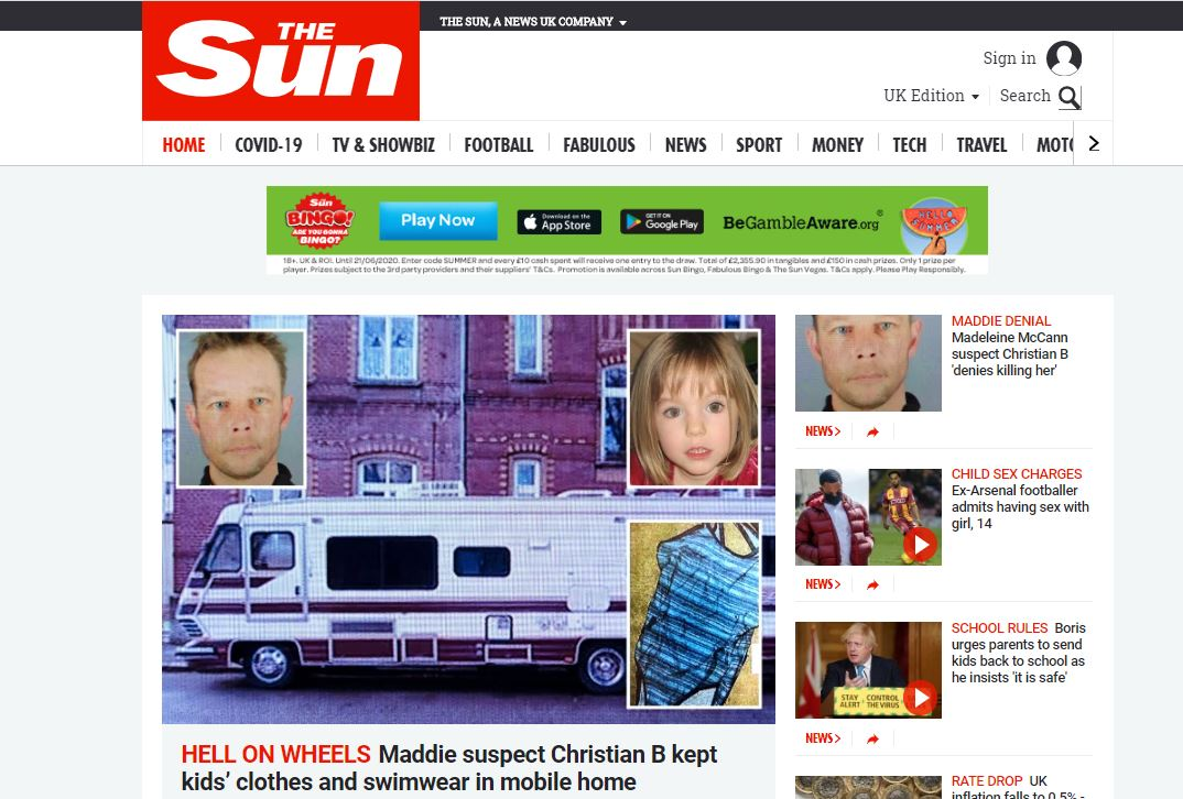 Covid-19 prompts record digital audience for UK national press with 6.6m extra daily readers