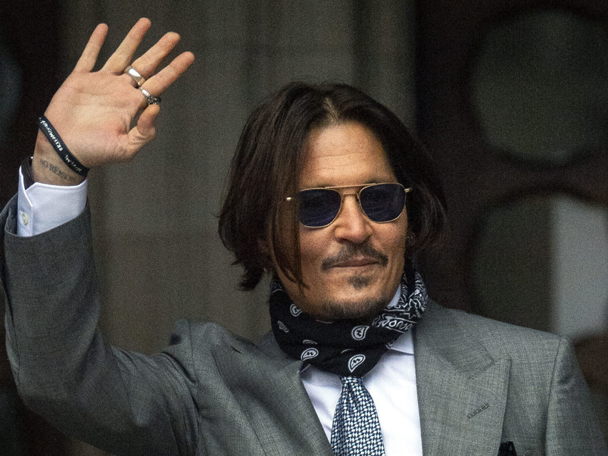 PA reporter ensures Winona Ryder and Vanessa Paradis statements in Depp libel trial published