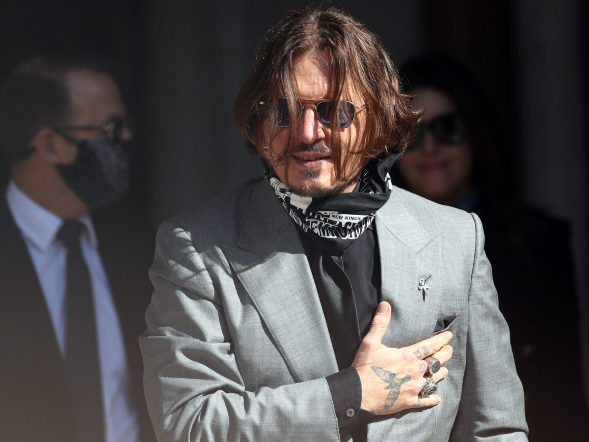 #MeToo actress was 'misquoted' in Sun's Johnny Depp 'wife beater' article, libel trial hears