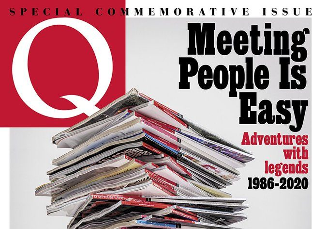 'Iconic' Q magazine closes after 34 years as Bauer fails to find buyer