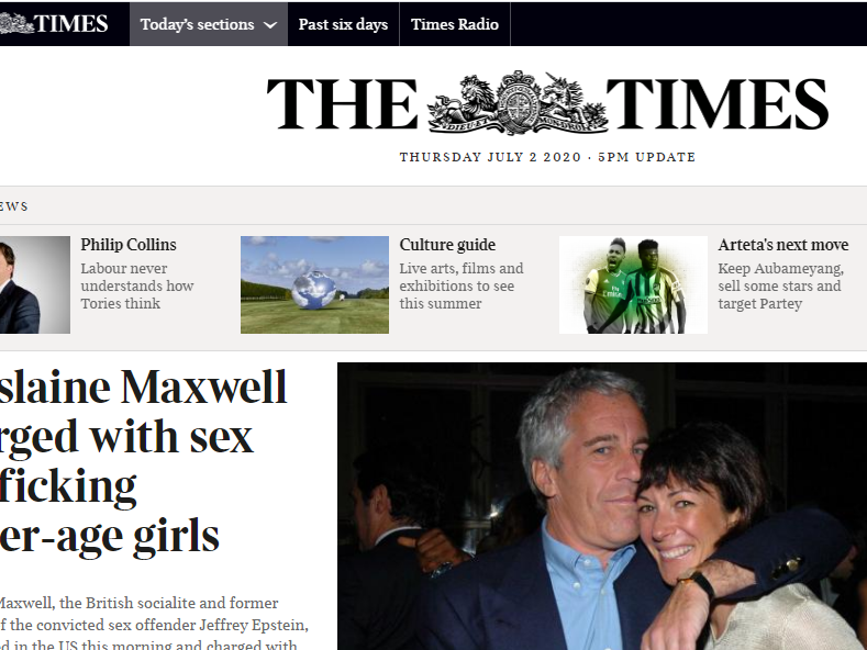 Ten years of the Times digital paywall: How Murdoch's 'big gamble' paid off