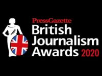 British Journalism Awards 2020