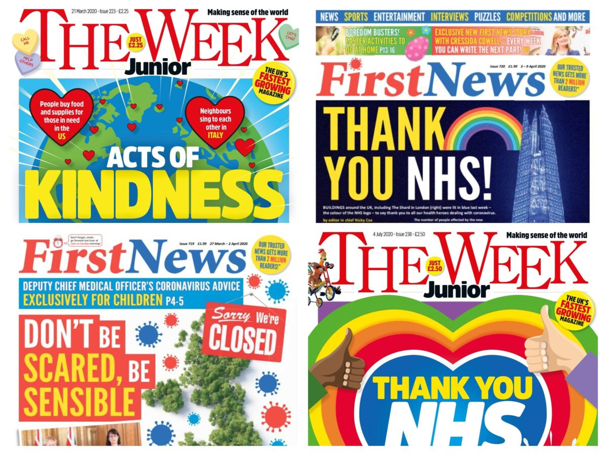 'Antidote to screen time': How children's news magazines have thrived during pandemic