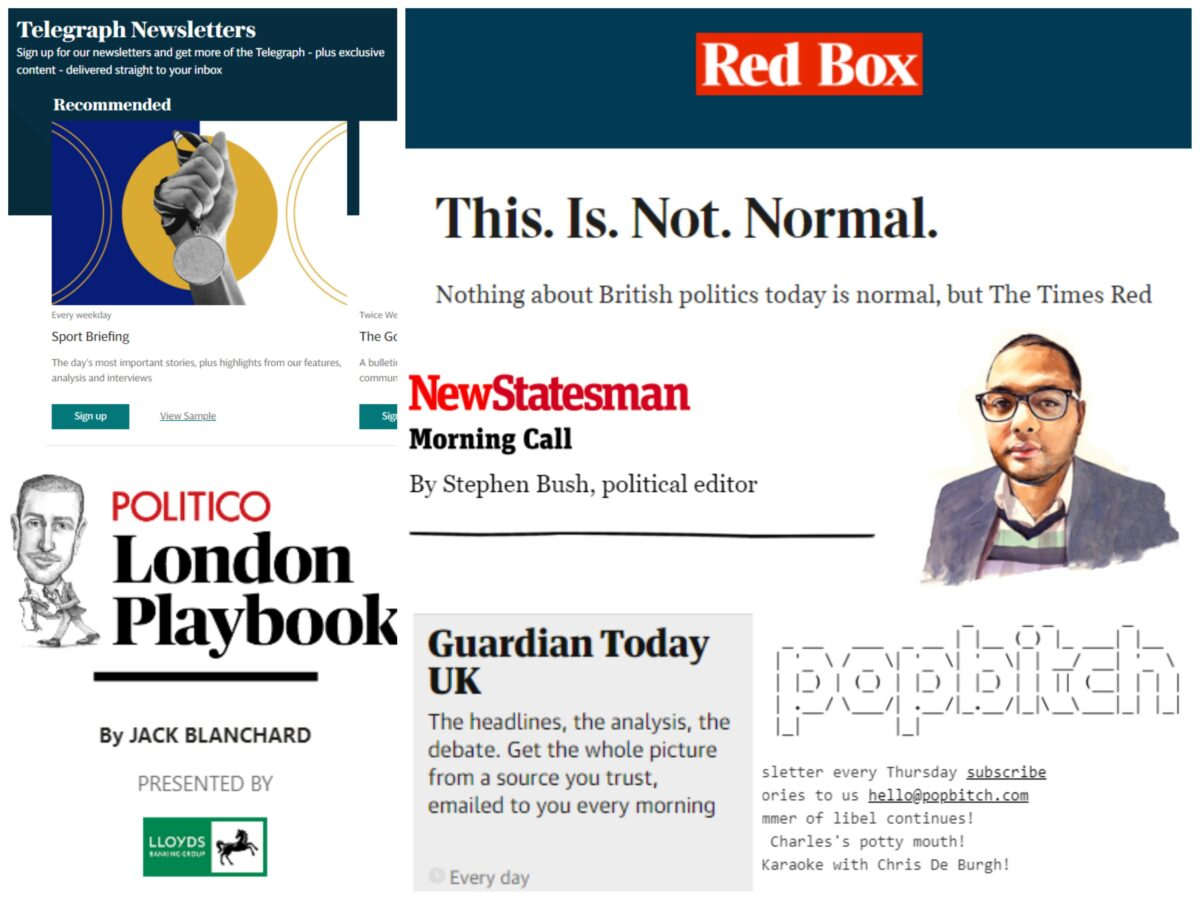 How low-tech email newsletters 'weathered the storm' to become vital part of UK media landscape