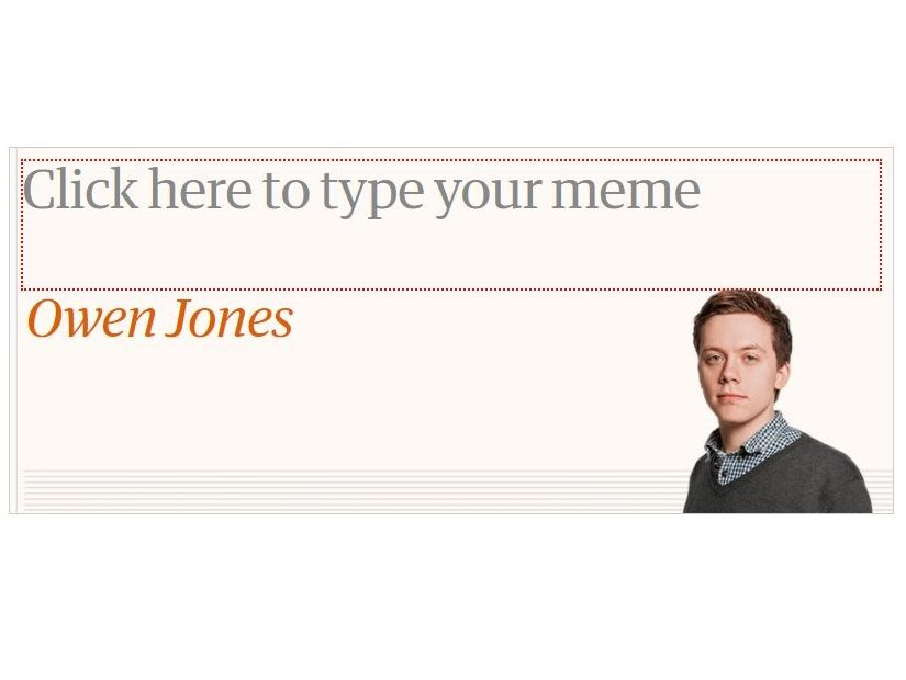 Guardian headline generator
