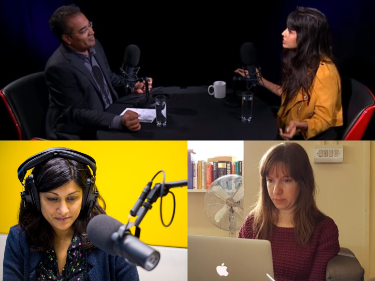 Our top 2020 podcast picks for journalists