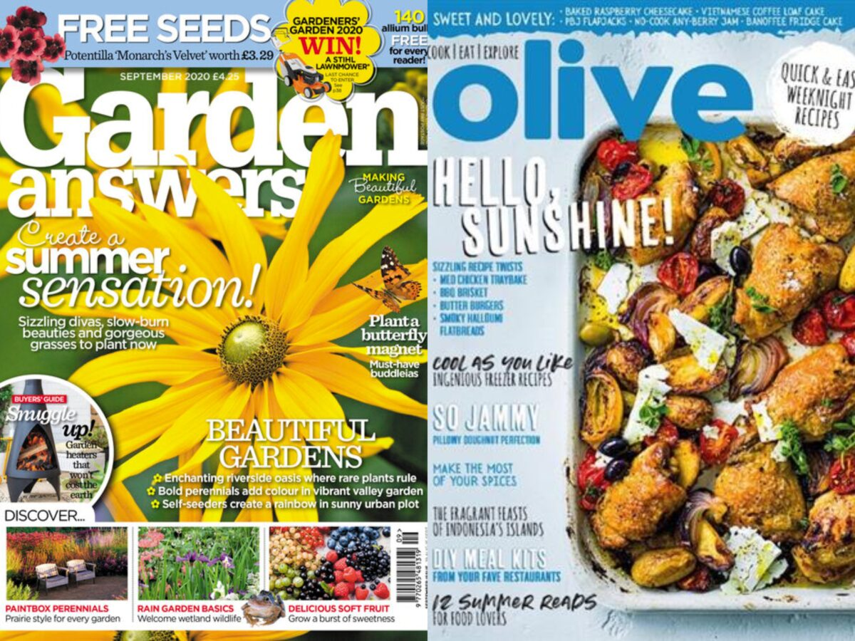 ABCs: Gardening and cooking mags biggest lockdown winners as women's titles see circulation fall